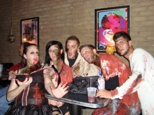 2009 Zombie Pub Crawl in Minneapolis - Photo Source: Jessica Brummer