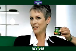 jamie lee curtis activia