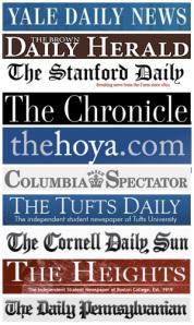 College Newspaper Advertising Info
