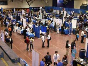 College Fair at Drexel