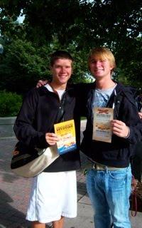 Campus promotion & Street Teams