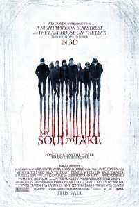 My Soul To Take movie