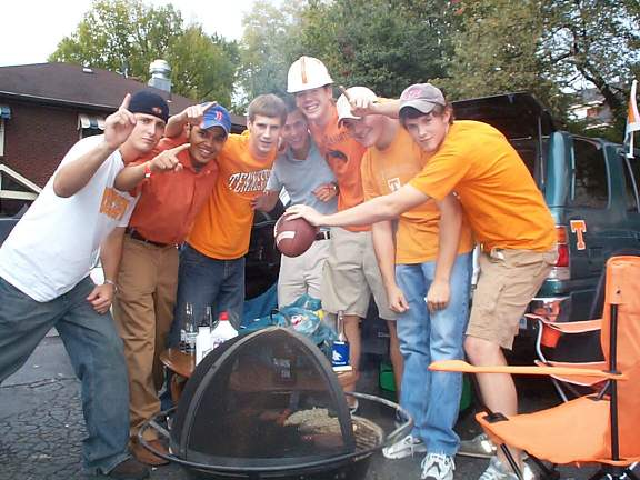 10 Great College Football Tailgating Hotspots College