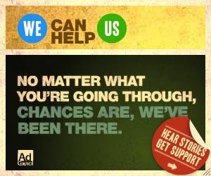 Inspire USA online ads