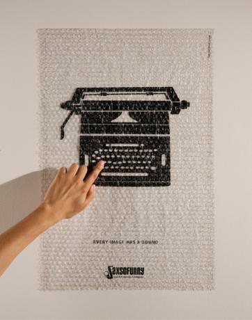 Bubblewrap Poster