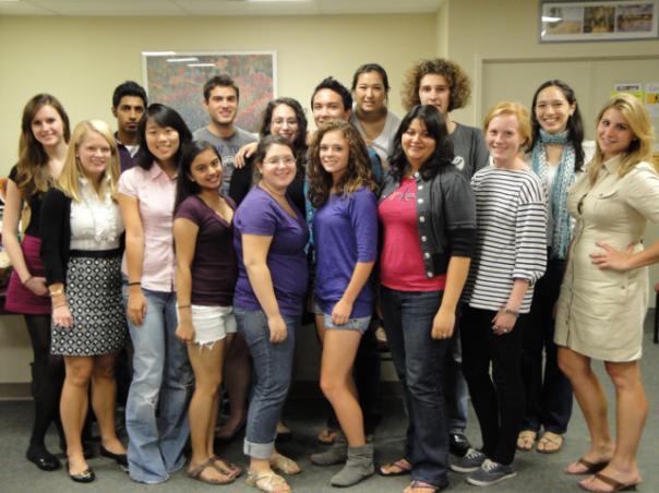 Career Center Student Assistants